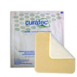 Curativo Curatec® Espuma de Poliuretano 10cm x 10cm